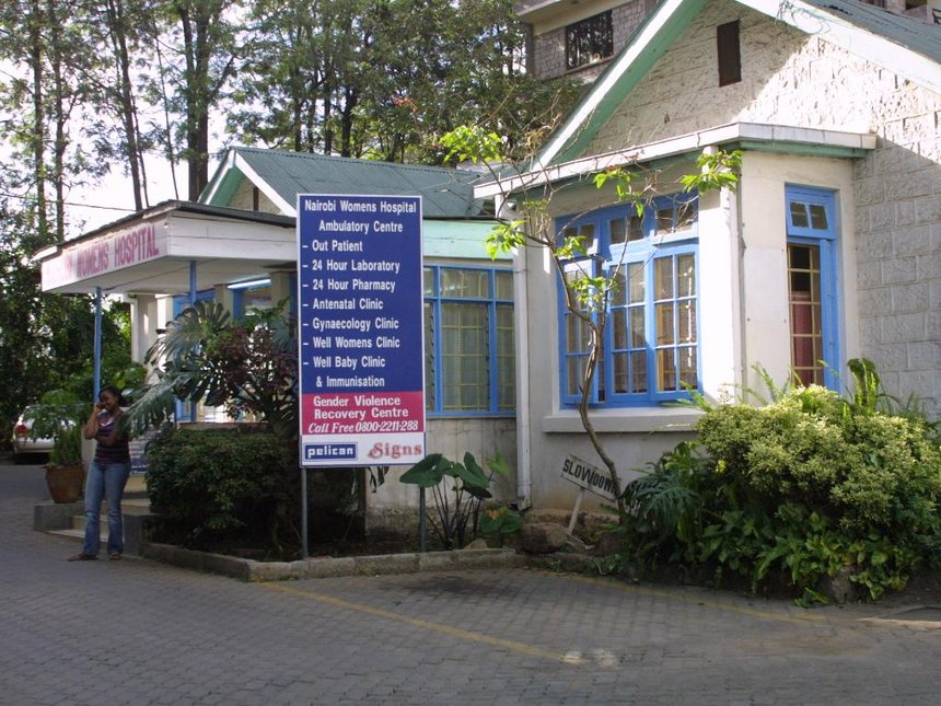 Girl, 6, defiled by relative undergoes surgery at Nairobi Women's Hospital