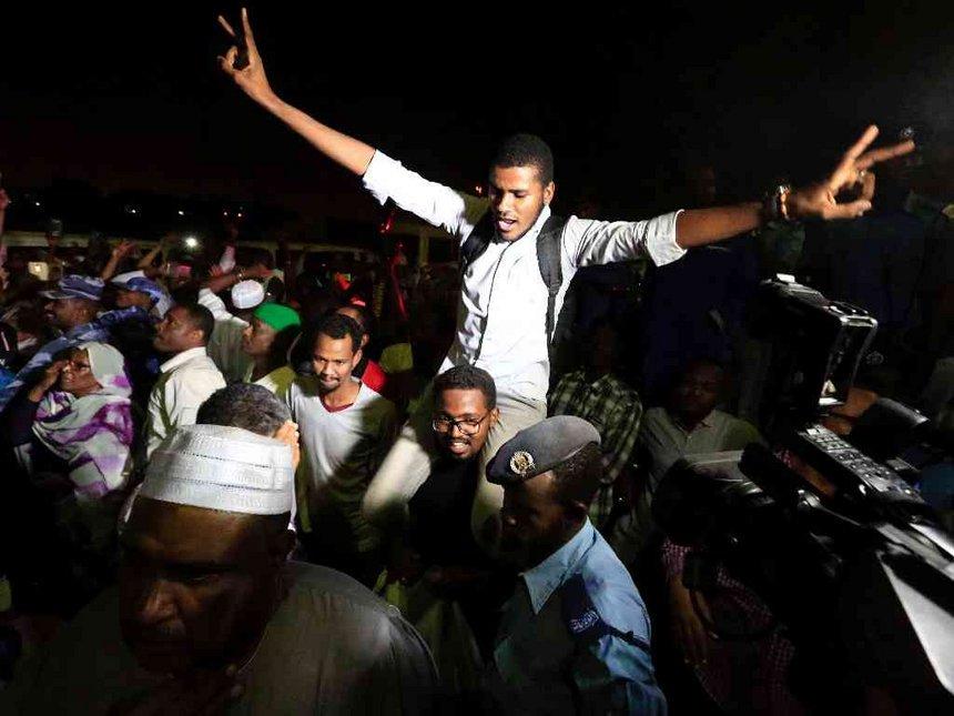 Sudan releases political prisoners from Khartoum jails