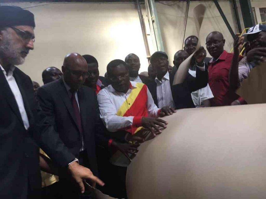 Keep Rai Paper promise, Bungoma Chamber of Commerce tells Uhuru