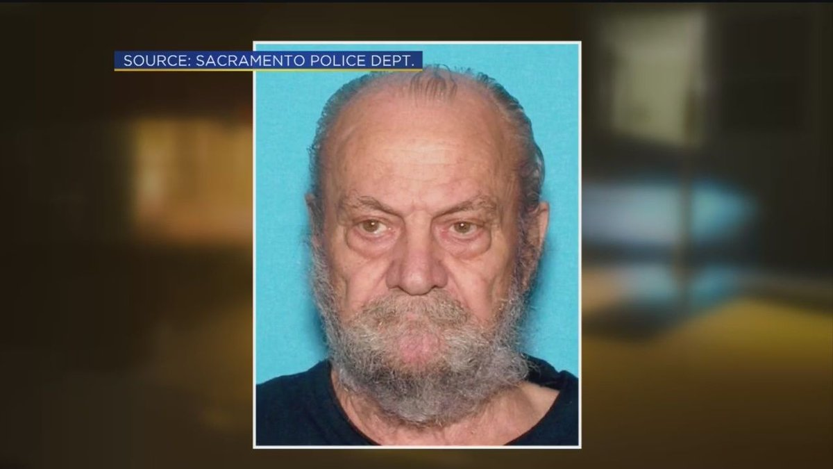 At-Risk Man With Dementia Missing Out Of Sacramento