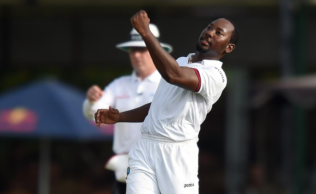 England Lions under pressure after Jomel Warrican takes 8 wickets on Day 1:  ??https://t.co/14bfQ4L3Eb https://t.co/1iKlf0HNtq