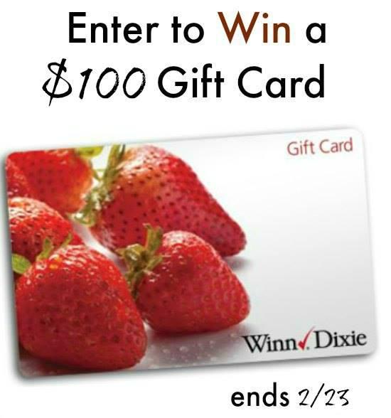 $100 GC to Winn-Dixie-1-US-Ends 2/23