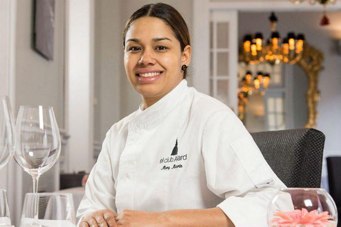 RT @CocinayVino: María Marte, la cenicienta caribeña de la cocina https://t.co/twptSf6TXS  https://t.co/Y3S6gKOpVr