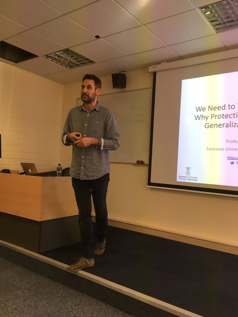 test Twitter Media - We were delighted to host @AppPsychUCC @ucc graduate @zorroesque for a fantastic talk this afternoon about his experimental work on avoidance, fear and anxiety https://t.co/EjG5N9NPtU