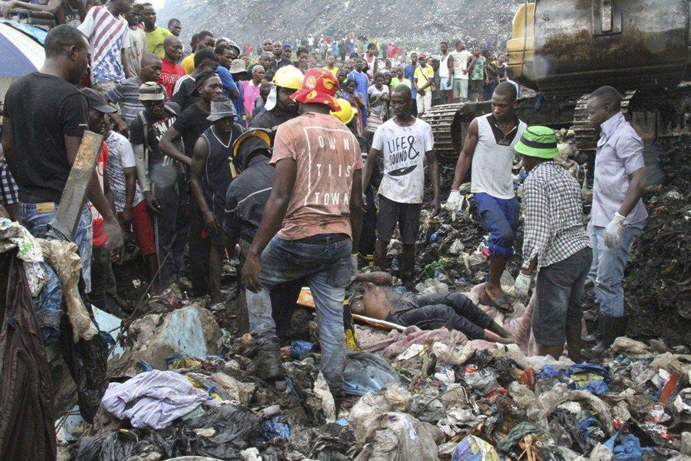Desabamento em lixão deixa ao menos 17 mortos na capital de Moçambique