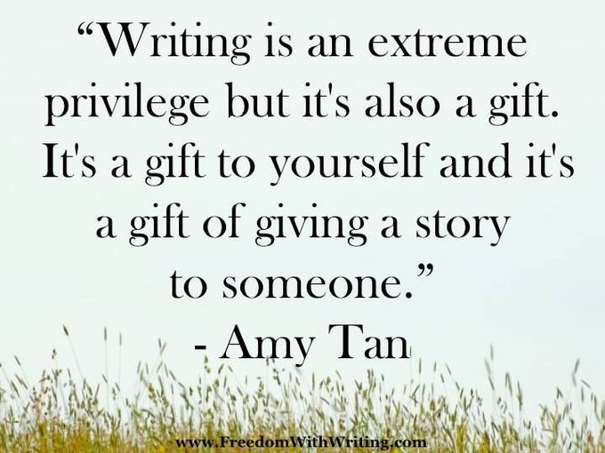 Happy Birthday to American writer, Amy Tan (1952).