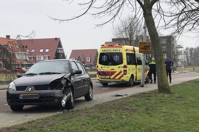 Maasland - Eenzijdig ongeval Burgemeester Groot Enzerinksingel https://t.co/zqPhJ7382q https://t.co/rDJe51Aunx