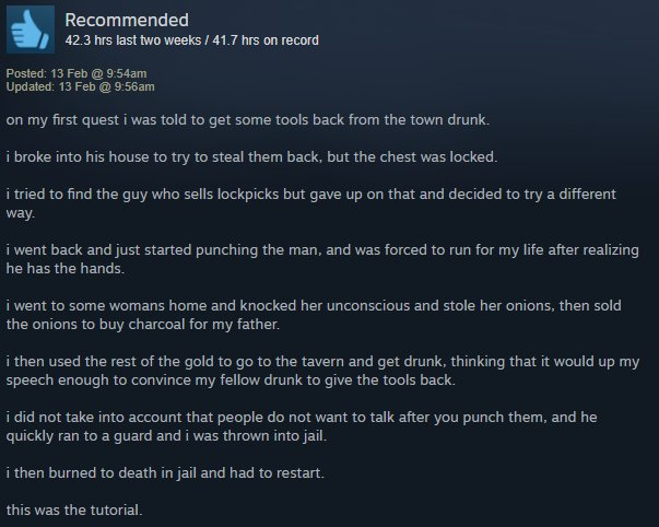 An accurate review of Kingdom  kingdom come deliverance