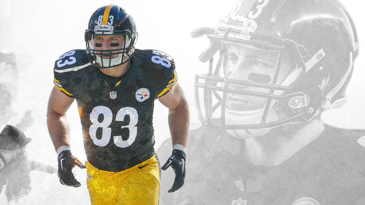 #OTD in 2016, Heath Miller retired.  #SteelersHistory #HEEEATH https://t.co/95UU3JjVrc