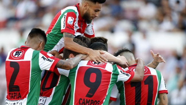 Palestino derrotó a Colo Colo y lo bajó de la cima del Campeonato