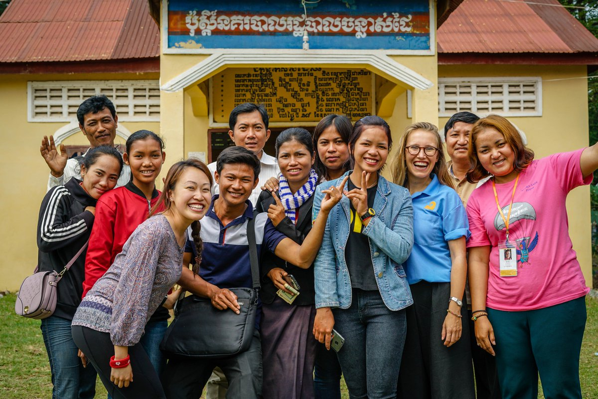 test Twitter Media - Happy Monday readings from #Faces2Hearts in Cambodia 😍 Get a glimpse of @laurkana's visit to the Migra Action project in Siem Reap ➡️ https://t.co/zzts4jvC8L Thanks for sharing @GVCItalia ❤️ https://t.co/KmP6uMpalO