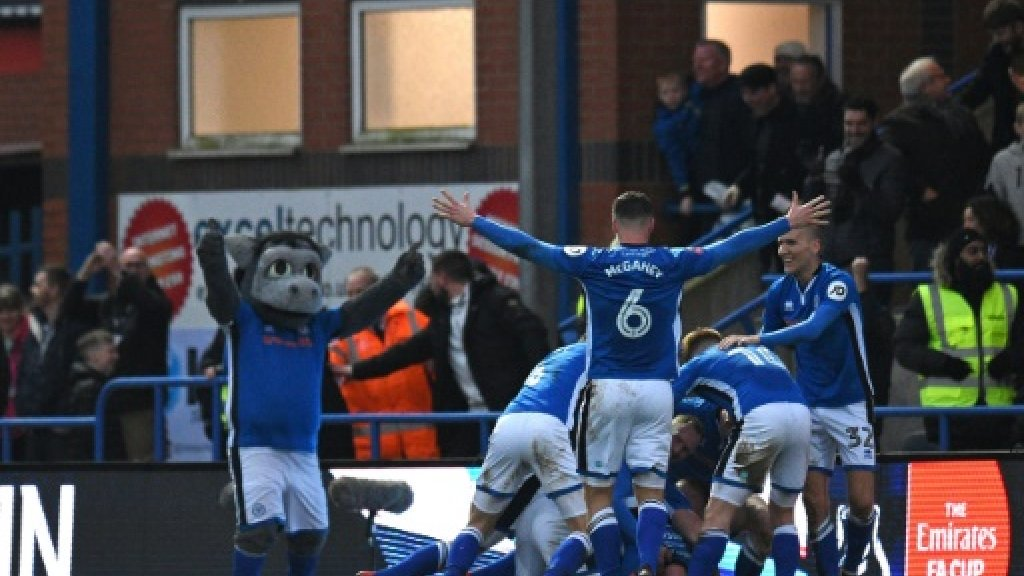 Rochdale stun Spurs to force FA Cup replay
