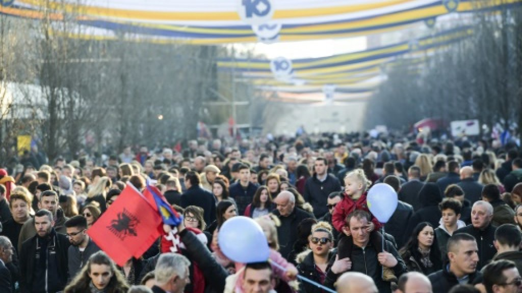 Albanian PM moots co-presidency with Kosovo