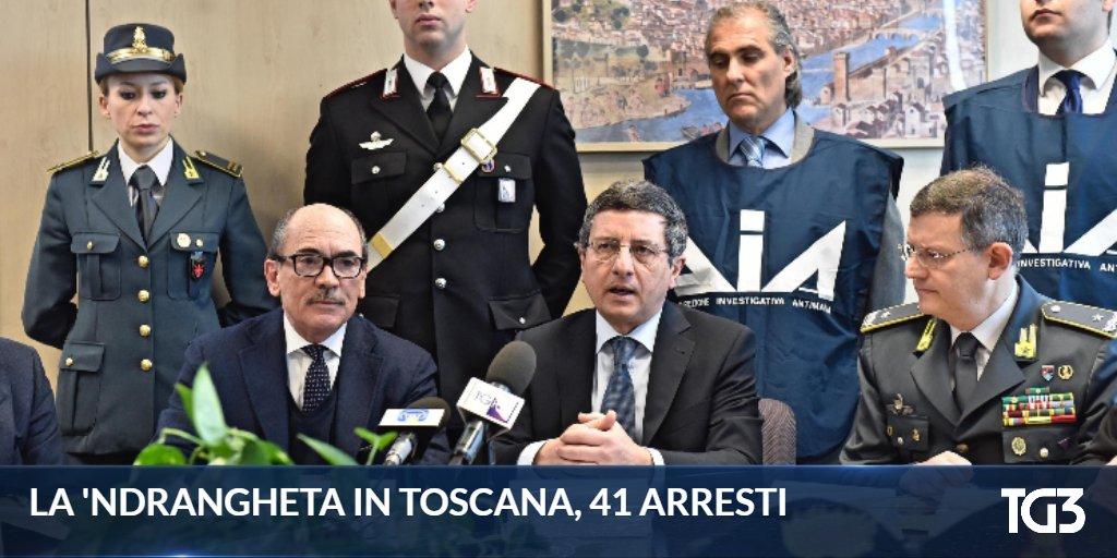 #Ndrangheta