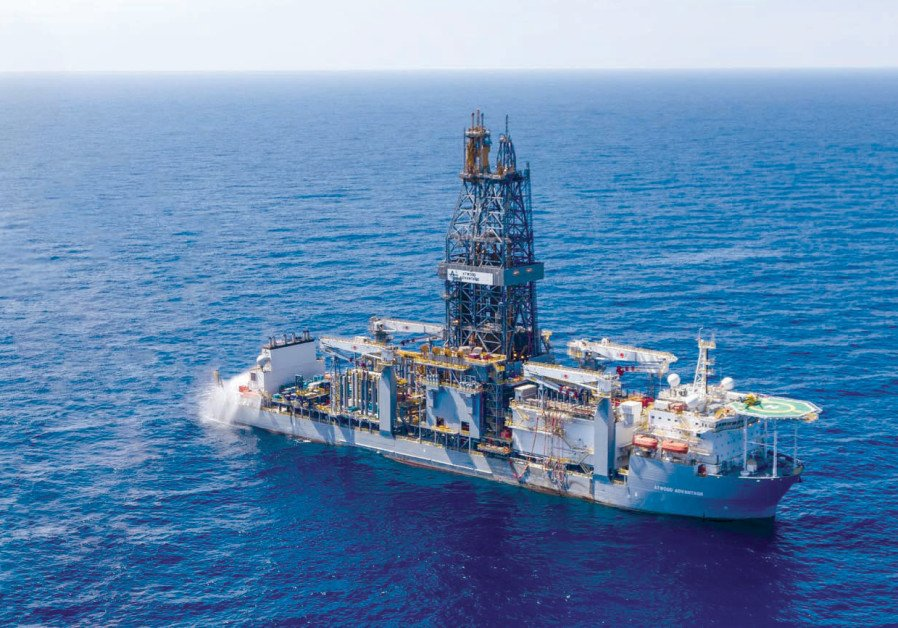$15 billion worth of Israeli natural gas to be sold to Egypt