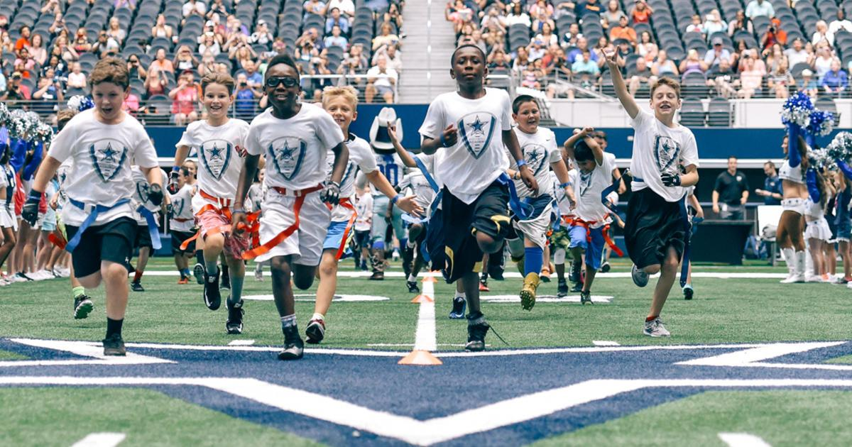The Cowboys introduce the 2018 Youth & High School Academy schedule.  ��: https://t.co/m5kfqgE8xu https://t.co/tSdANWODu1