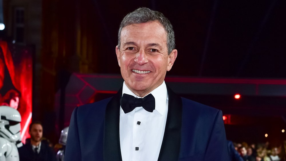 .@Disney CEO Bob Iger touts BlackPanther's franchise potential