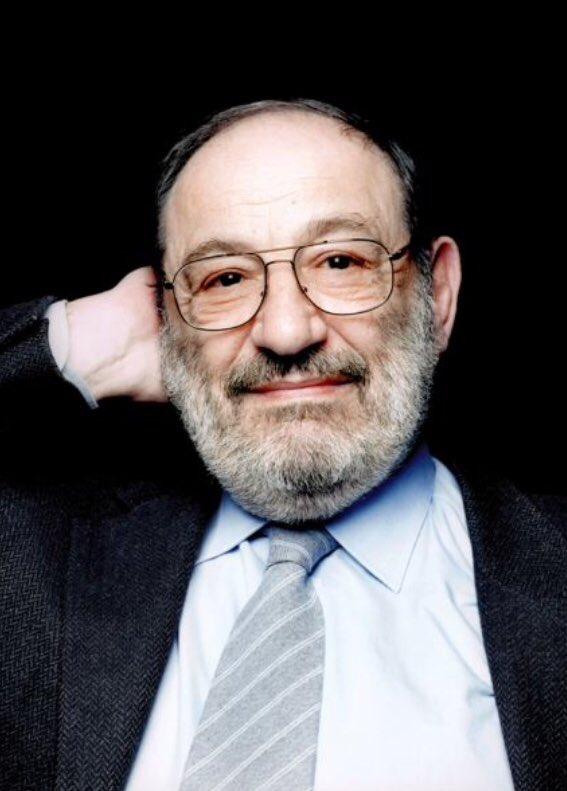 #UmbertoEco