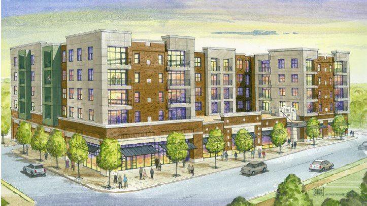 Dogtown apartments project gets $20 million financing
