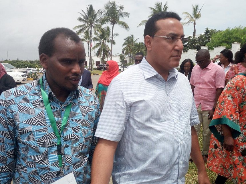 Balala mum on 2022 Mombasa governor race