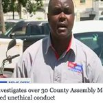EACC investigates over 30 County Assembly Members for alleged unethical conduct