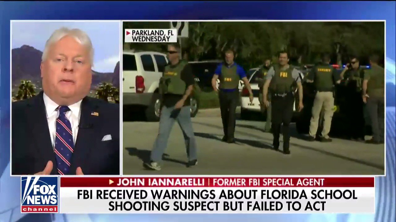 "John Iannarelli: ""Under the law, to be arrested for making a threat, it has to be a specific threat."" https://t.co/P9DFGLPcIC"
