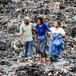 Zeventien doden bij instorting afvalberg Mozambique