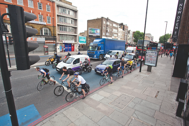 test Twitter Media - Cycling now the most popular form of rush hour transport on London streets, report shows   https://t.co/ar7iIBhoXB https://t.co/YNk9CNT1Vs