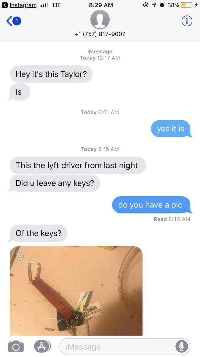 RT @fromtaywithlove: i just wanted my keys @AskLyft https://t.co/y1r6bp17XV