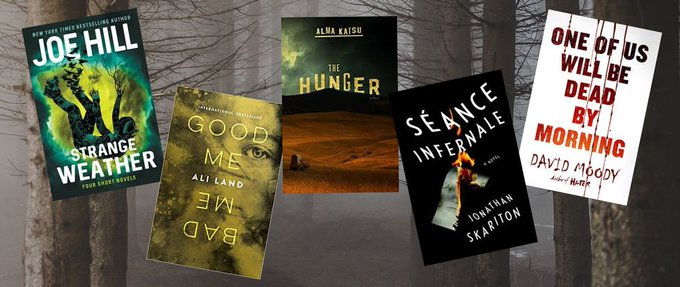 GIVEAWAY: Win This Terrifying Horror Book Bundle