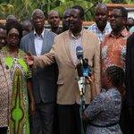 I am not a coward, Musalia Mudavadi explains why he skipped Raila 'oath'