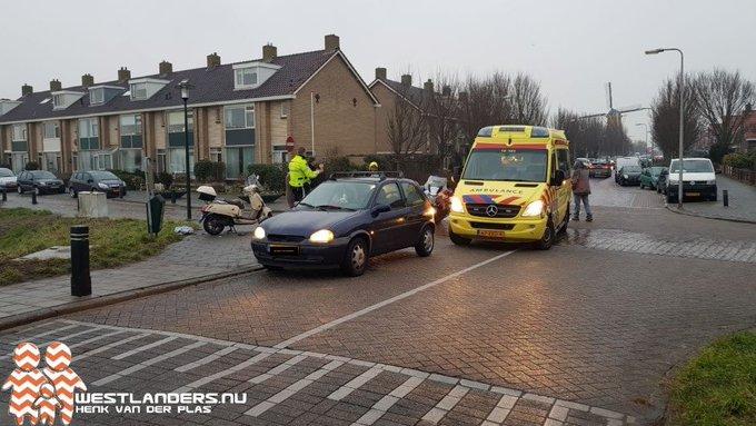 Scooterrijder gewond na ongeluk Rijnweg https://t.co/1Dt7OOrpxn https://t.co/YPeeAw2tuN
