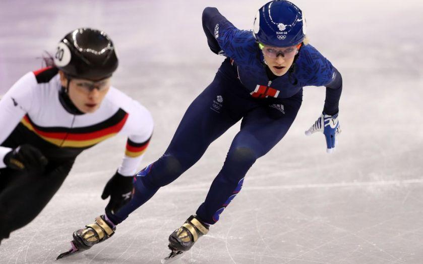 Team GB's Christie set to race in 1000m at Winter Olympics https://t.co/IzkoMcjAKB https://t.co/KRamZ67ppX