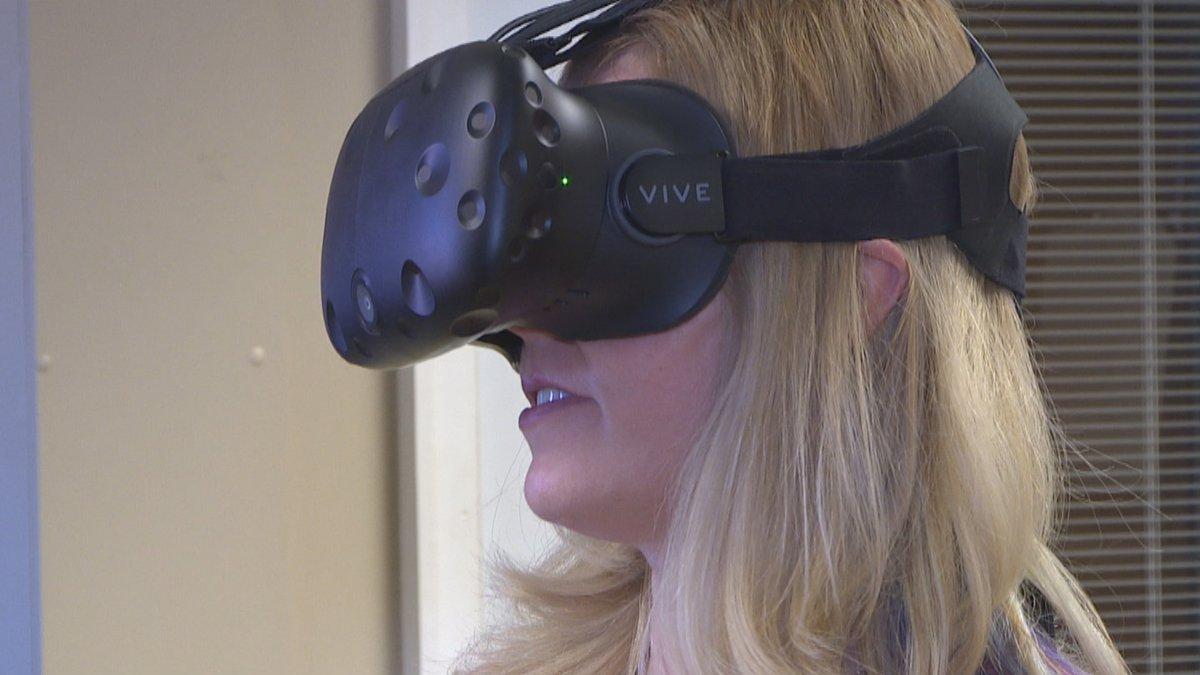Firefighters Practice Dangerous Scenarios With VirtualReality