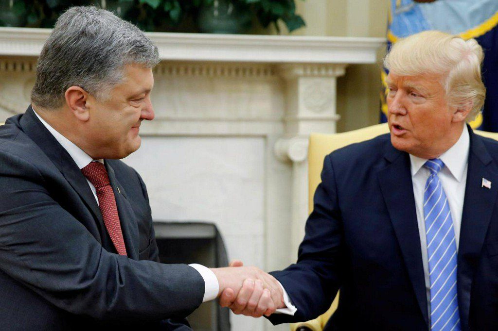 How a U.S. coal deal warmed Ukraine's ties with Trump https://t.co/tG4jAyP3B8 https://t.co/mz48sLBYoW