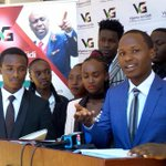 Group of Rift Valley youth leaders vow to back Gideon for top seat