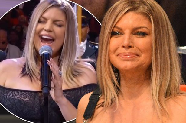 (Mirror):'I wanted to try something special': #Fergie addresses reaction to her.. https://t.co/D52pM2OvyB https://t.co/lv5vEoY7Ri