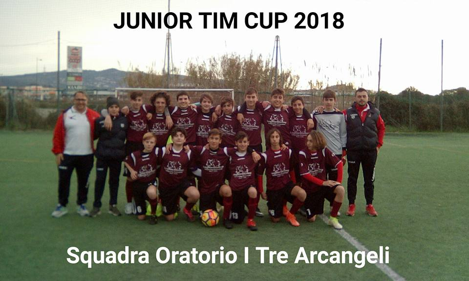 #JuniorTIMCup