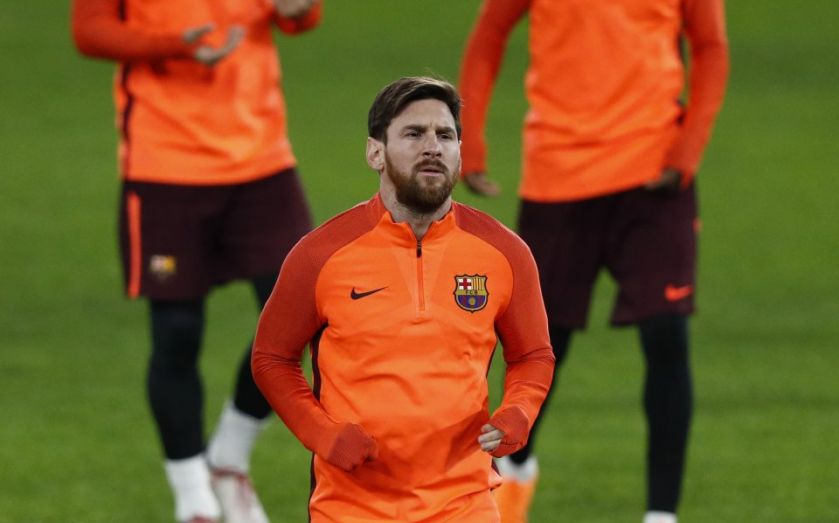 Chelsea hoodoo won't affect Messi, says Barcelona boss https://t.co/pkCYsoSrFQ https://t.co/vHHt2wdOTf