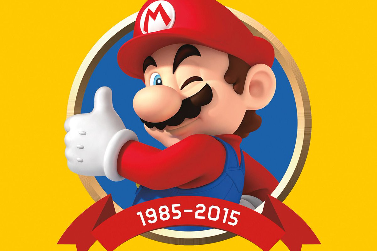 Mario may finally be getting his own encyclopedia in English this October https://t.co/YRonBZhvYi https://t.co/RscQyGQL4T