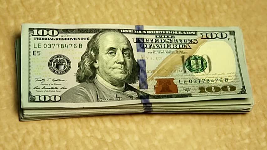 Поздравления от доллара 9