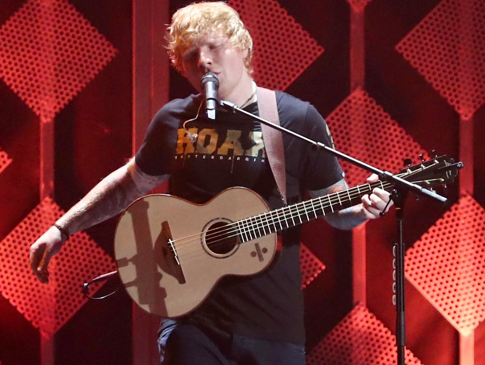 Ed Sheeran cambiará radicalmen ed sheeran