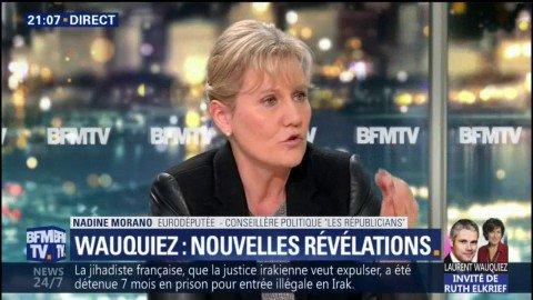 """RT @BFMTV: Laurent Wauquiez """"a fait preuve de naïveté"""", assure Nadine Morano https://t.co/y95dnD1dWT"""
