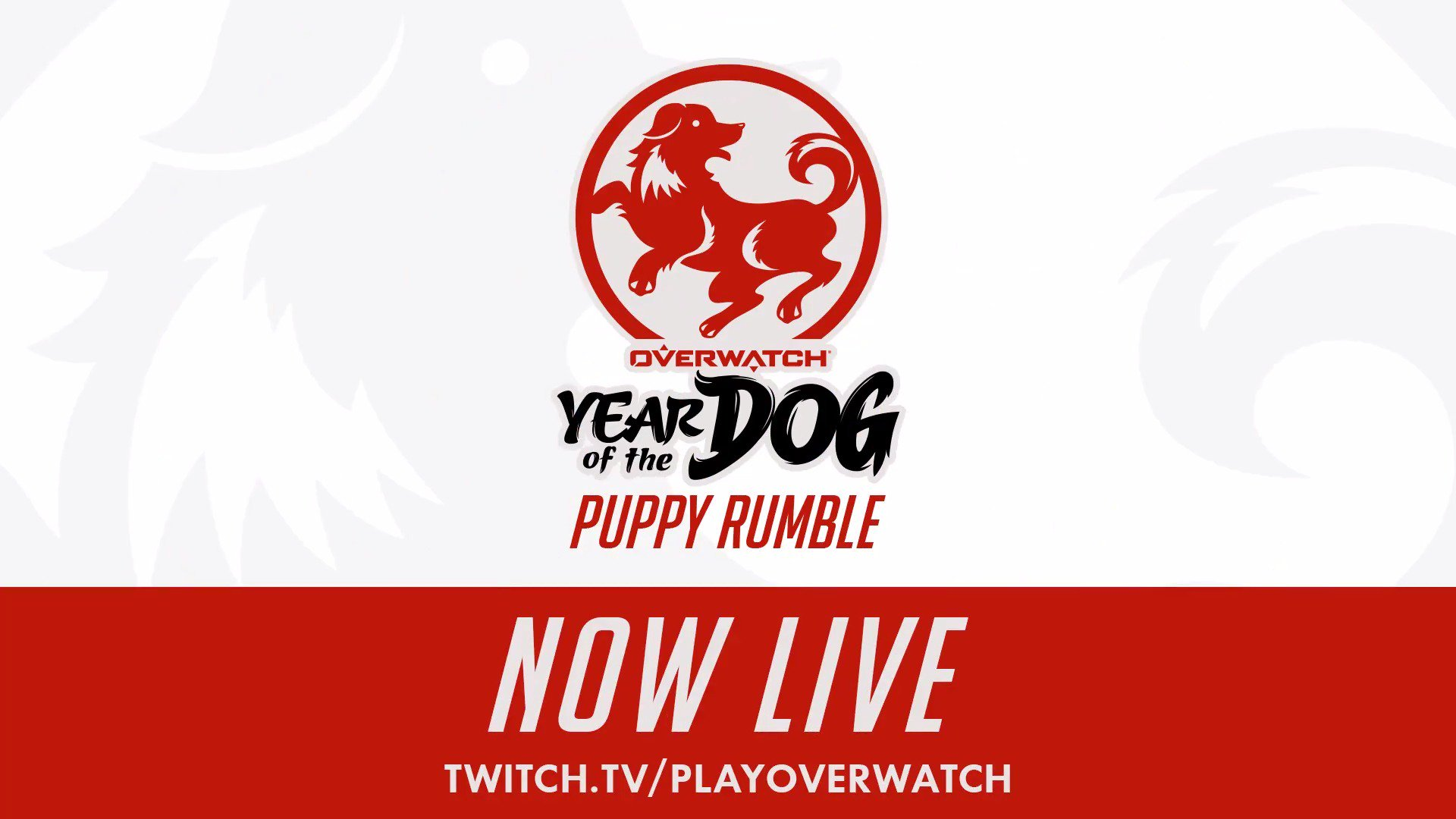 Celebrate the #YearOfTheDog with a new breed of esports.  The Puppy Rumble has begun!  ������ https://t.co/9zXnqB3i8T https://t.co/Ti4km2lGvU