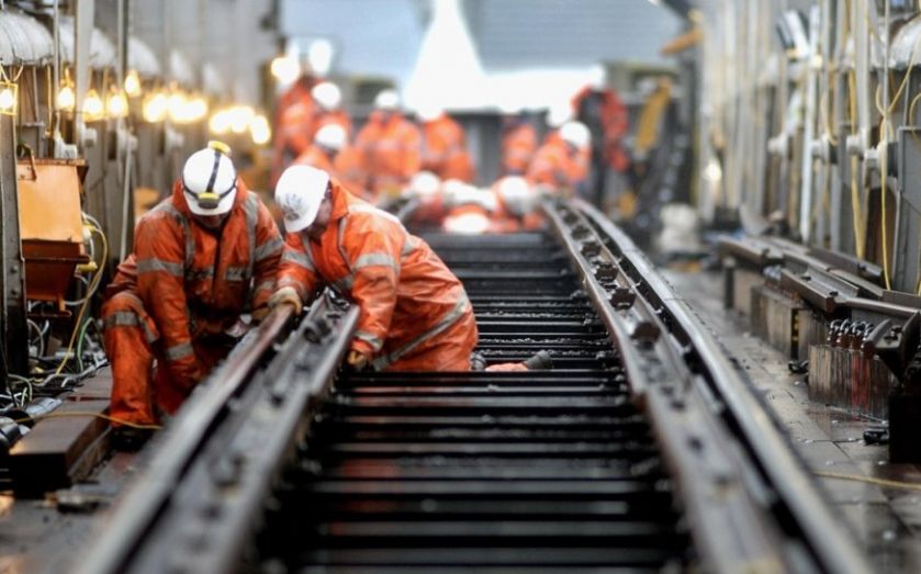 Brace yourselves: All the London rail disruption expected over Easter https://t.co/exryeCQhu2 https://t.co/taU0BmSB9E