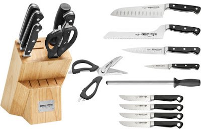 Ergo Chef Pro Series 11-Piece Knife Set Giveaway