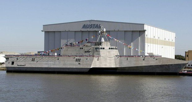 Austal makes cut for next round of Navy frigate program