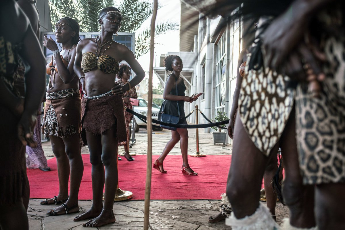 This is what it was like at the African premiere of #BlackPanther https://t.co/3y5u83RdKy https://t.co/DvNTp5dH9P
