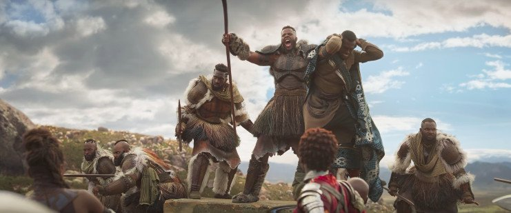 Twitter users are brutally mocking the fake #BlackPanther assault stories https://t.co/eyK4wKQ9T2 https://t.co/EhdE15MFVa