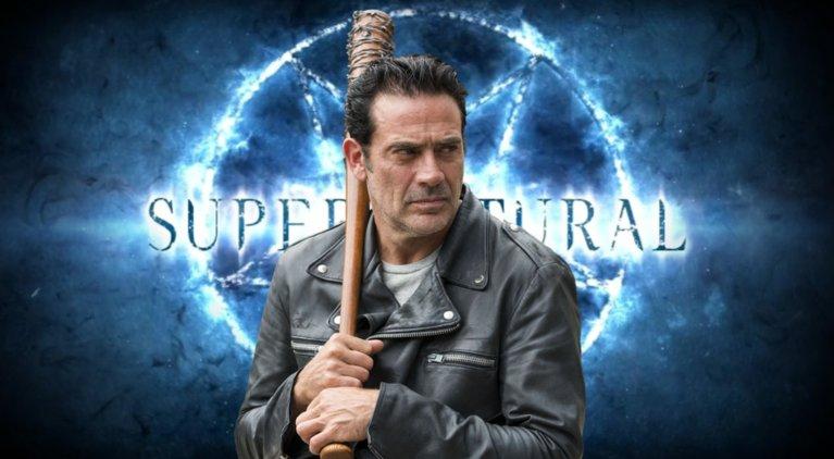 JEFFREY DEAN MORGAN Says He Wo supernatural